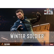 Marvel: The Falcon and the Winter Soldier - Winter Soldier 1:6 Scale Figure - Hot Toys (EU)