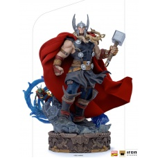 Marvel: Thor Unleashed Deluxe 1:10 Scale Statue | Iron Studios