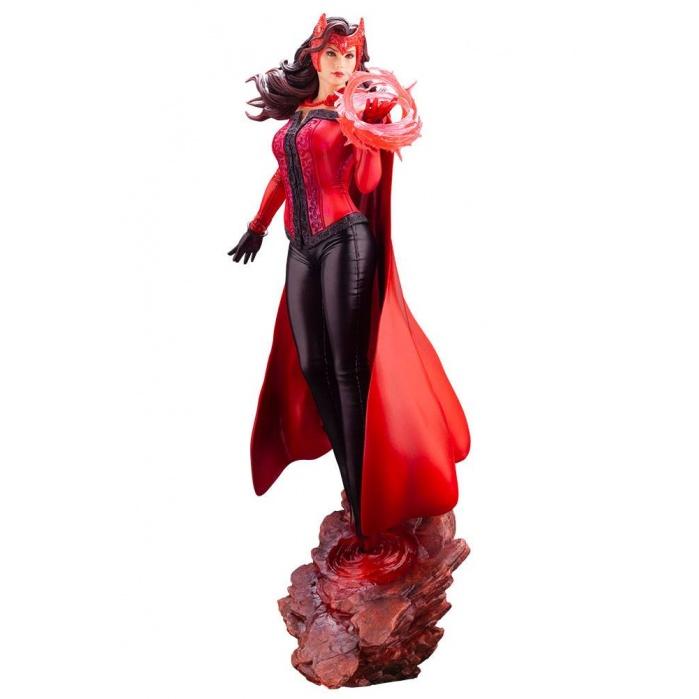 Marvel Universe ARTFX Premier PVC Statue 1/10 Scarlet Witch Kotobukiya Product