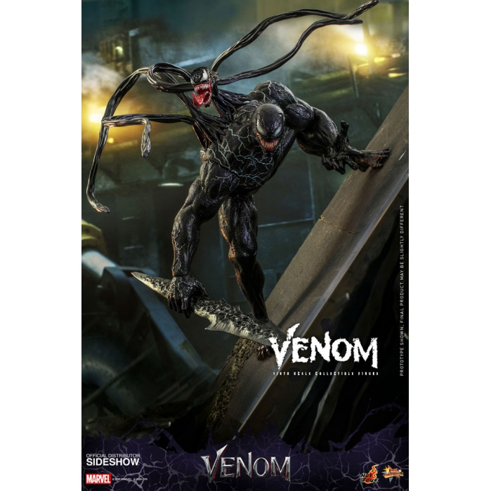 Marvel: Venom 1:6 Scale Figure Hot Toys Product