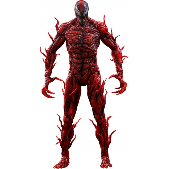 Marvel: Venom Let There Be Carnage - Carnage 1:6 Scale Figure Hot Toys Product