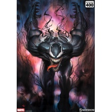 Marvel: Venom Unframed Art Print - Sideshow Collectibles (EU)