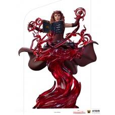 Marvel: WandaVision - Scralet Witch Deluxe 1:10 Scale Statue - Iron Studios (EU)