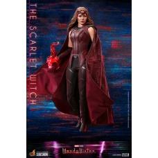 Marvel: WandaVision - The Scarlet Witch 1:6 Scale Figure - Hot Toys (EU)