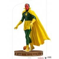 Marvel: WandaVision - Vision Halloween Version 1:10 Scale Statue Iron Studios Product