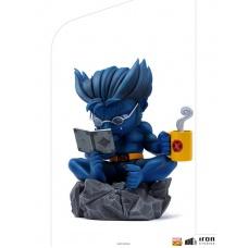 Marvel: X-Men - Beast MiniCo PVC Statue | Iron Studios