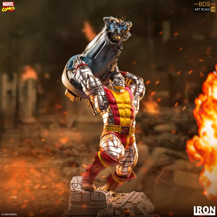 Marvel: X-Men - Colossus 1:10 Scale Statue Iron Studios Product