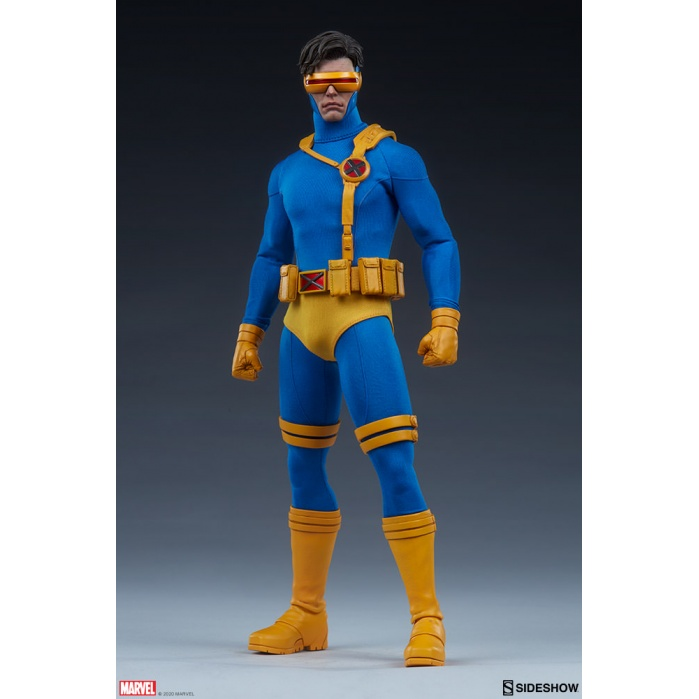 Marvel: X-Men - Cyclops 1:6 Scale Figure Sideshow Collectibles Product