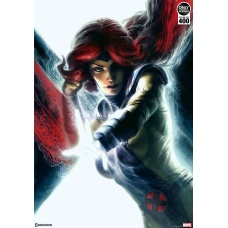 Marvel: X-Men - Jean Grey Unframed Art Print Sideshow Collectibles Product Image