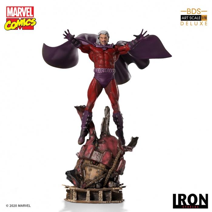 Marvel: X-Men - Magneto 1:10 Scale Statue Iron Studios Product