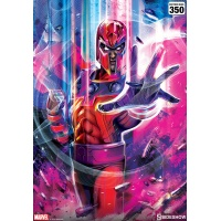 Marvel: X-Men - Magneto Unframed Art Print Sideshow Collectibles Product