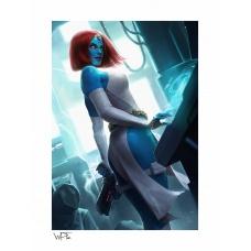 Marvel: X-Men - Mystique Unframed Art Print - Sideshow Collectibles (NL)
