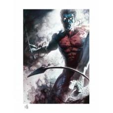 Marvel: X-Men - Nightcrawler Unframed Art Print - Sideshow Collectibles (EU)