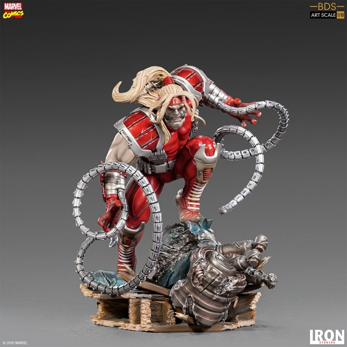Marvel: X-Men - Omega Red 1:10 Scale Statue Iron Studios Product
