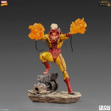 Marvel: X-Men - Pyro 1:10 Scale Statue Iron Studios Product Image