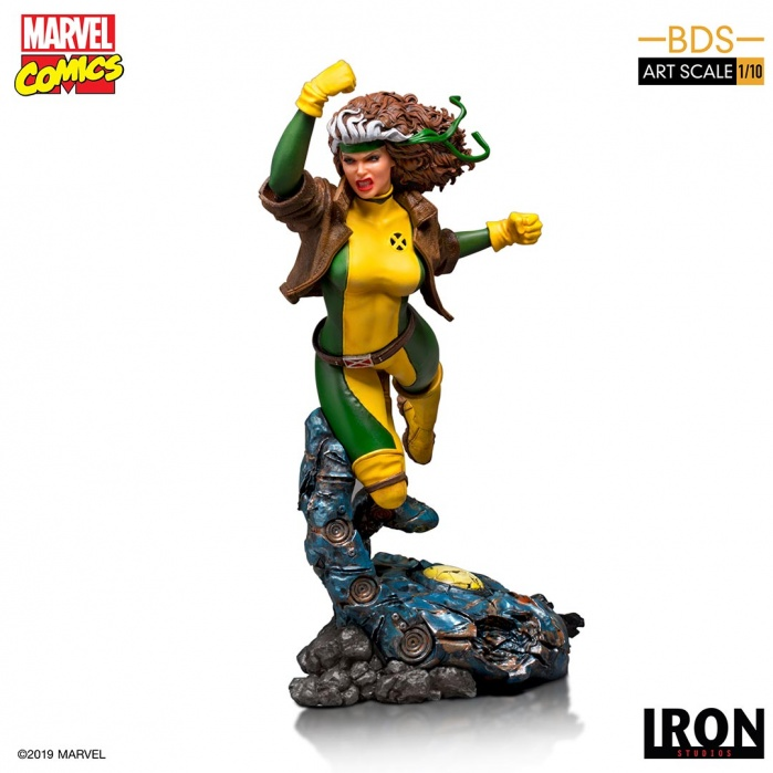 Marvel: X-Men - Rogue 1:10 Scale Statue Iron Studios Product