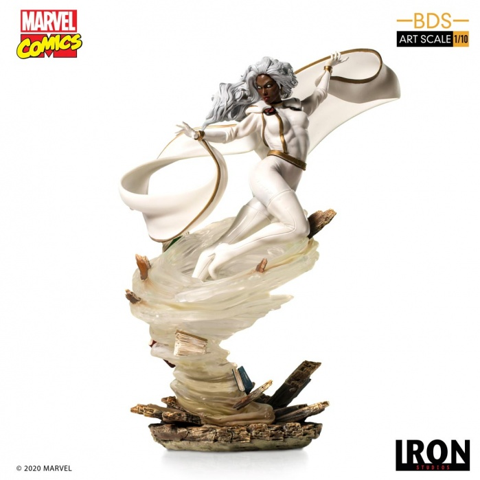 Marvel: X-Men - Storm 1:10 Scale Statue Iron Studios Product