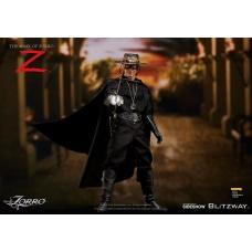 Mask of Zorro: Zorro 1:6 scale Figure | Blitzway