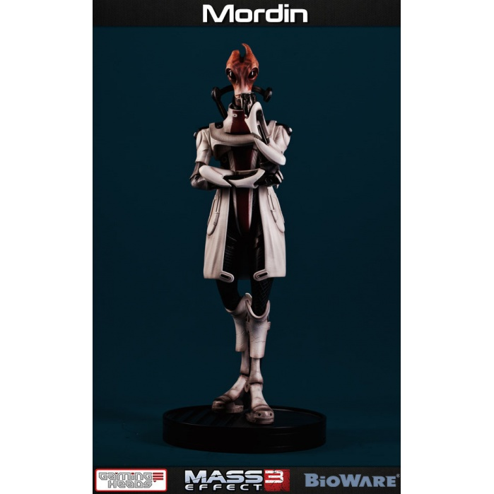 Mass Effect 3 Statue 1/4 Mordin Gaming Heads Product