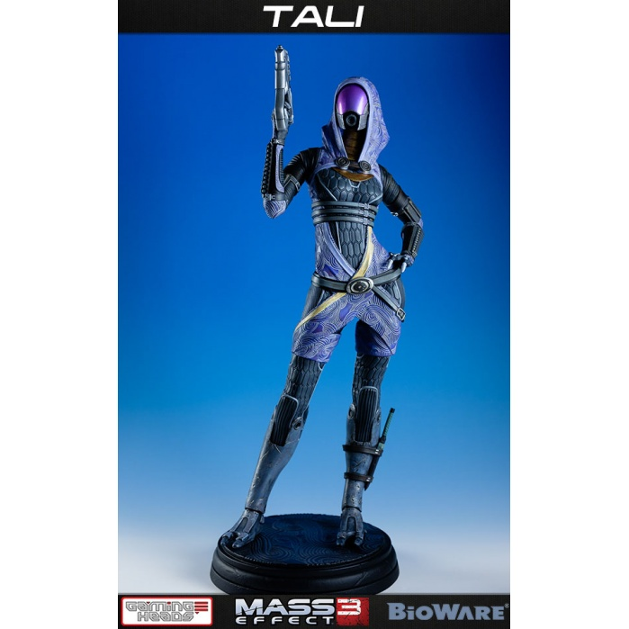 Mass Effect 3 Statue 1/4 Tali Zorah vas Normandy Gaming Heads Product