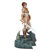 Masters of the Universe Legends Maquette 1/5 Teela Tweeterhead Product