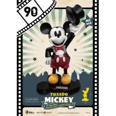Mickey Mouse Statue 1/4 Tuxedo 90th Anniversary Beast Kingdom Product Image
