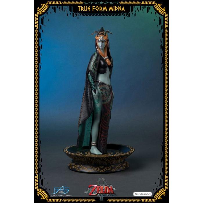 Midna  The Legend of Zelda Twilight Princess Statue First 4 Figures Product
