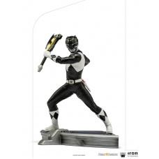 Mighty Morphin Power Rangers: Black Ranger 1:10 Scale Statue - Iron Studios (EU)