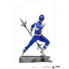 Mighty Morphin Power Rangers: Blue Ranger 1:10 Scale Statue - Iron Studios (EU)