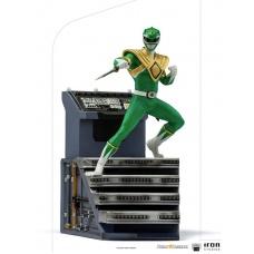 Mighty Morphin Power Rangers: Green Ranger 1:10 Scale Statue - Iron Studios (EU)