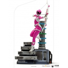 Mighty Morphin Power Rangers: Pink Ranger 1:10 Scale Statue - Iron Studios (EU)