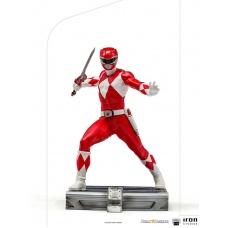 Mighty Morphin Power Rangers: Red Ranger 1:10 Scale Statue - Iron Studios (EU)