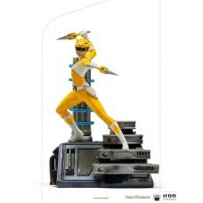 Mighty Morphin Power Rangers: Yellow Ranger 1:10 Scale Statue - Iron Studios (EU)