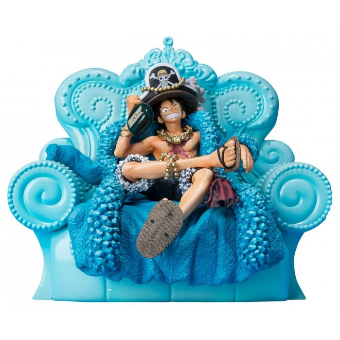 Monkey D. Luffy 20th Anniversary Ver. Tamashii Nations Product