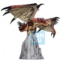 Monster Hunter: Rathalos Ichibansho Figure Banpresto Product