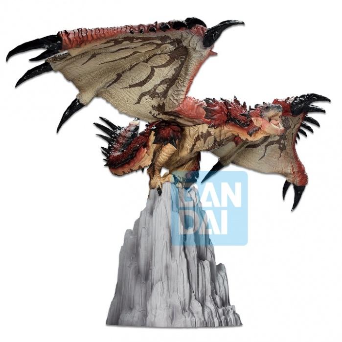 Monster Hunter: Rathalos Ichibansho Figure Banpresto Product