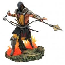 Mortal Kombat 11 Gallery: Deluxe Scorpion PVC Statue - Diamond Select Toys (EU)