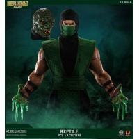 Mortal Kombat Klassic Reptile 1:3 Statue Pop Culture Shock Product