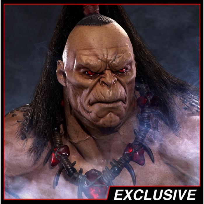 Mortal Kombat X GORO 1:3 Statue – PCS Exclusive Pop Culture Shock Product