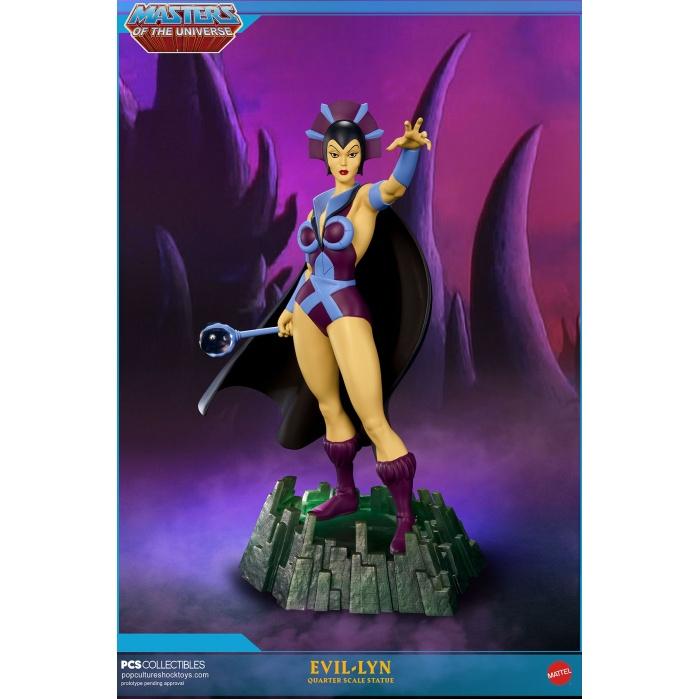 MOTU: Evil Lyn 1:4 Scale Statue Pop Culture Shock Product