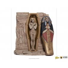 Universal Monsters: Deluxe The Mummy 1:10 Scale Statue - Iron Studios (EU)