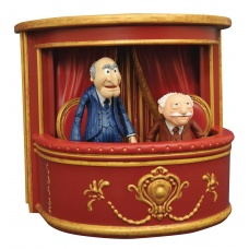 Muppets Select: Series 2 Statler and Waldorf Action Figures   Diamond Select Toys