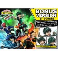 My Hero Academia: Deluxe Midoriya with Bakugo and Todoroki Bonus Version 1:4 Scale Statue Prime 1 Studio Product
