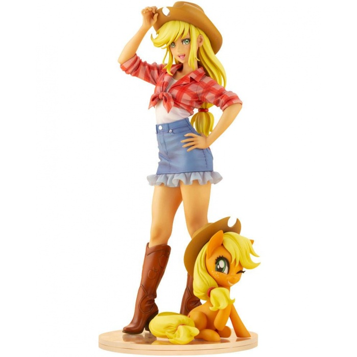 My Little Pony Bishoujo PVC Statue 1/7 Applejack Kotobukiya Product