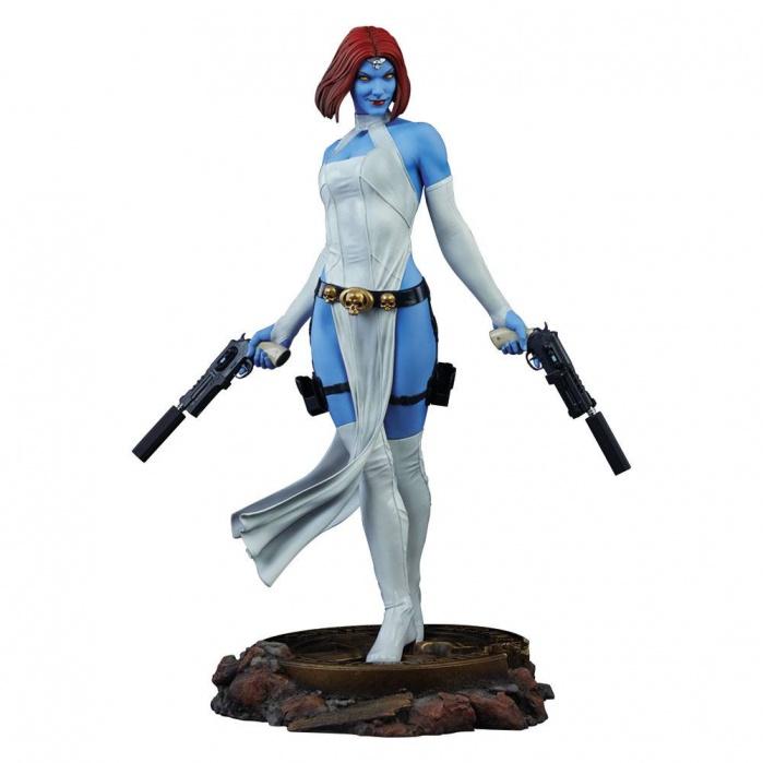 Mystique Comics 1/4 Premium Format Statue Sideshow Collectibles Product