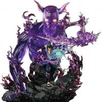 Naruto Shippuden: Sasuke Uchiha 1:8 Scale Statue Sideshow Collectibles Product