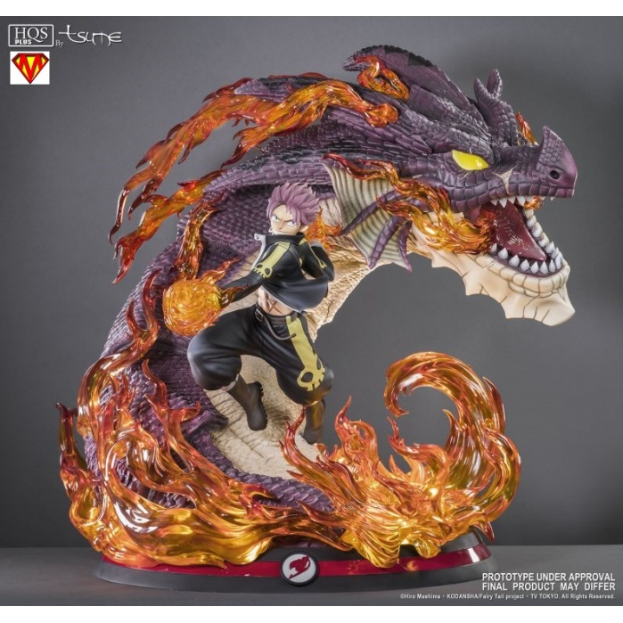 Natsu Dragon Slayer HQS Tsume-Art Product