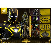 Neon Tech Iron Man 2.0  EXCLUSIVE Sixth Scale Figure Hot Toys Product