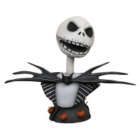Nightmare before Christmas Legends in 3D Bust 1/2 Jack Skellington 25 cm Diamond Select Toys Product