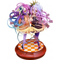 No Game No Life: Zero - Shiro and Schwi 1:7 Scale PVC Statue Goodsmile Company Product